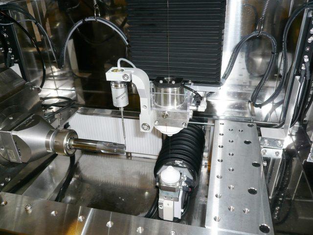 L'électroérosion à fil s'invite dans la mécanique de précision