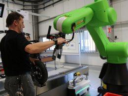 robotisation dans l'industrie