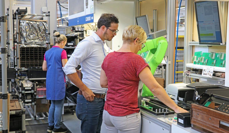 Les robots collaboratifs dopent l'automatisation des PME !